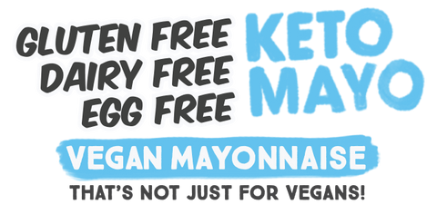 Vitawerx Keto Mayo - Vegan Mayonnaise - Not Just For Vegans