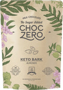 Milk Chocolate Keto Bark 3 Pack - Yo Keto