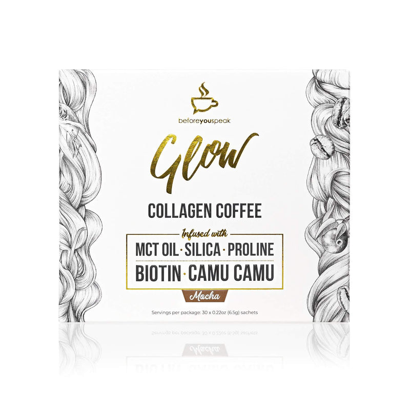 Mocha Glow Collagen Coffee-Coffee-Yo Keto