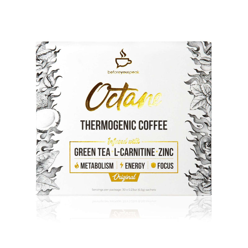Octane - Thermogenic Coffee-Coffee-Yo Keto