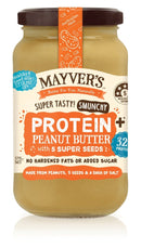 Protein+ Peanut Butter with Super Seeds-Nut Butter-Yo Keto