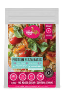 Protein Pizza Base Mix-Bread Mix-Yo Keto
