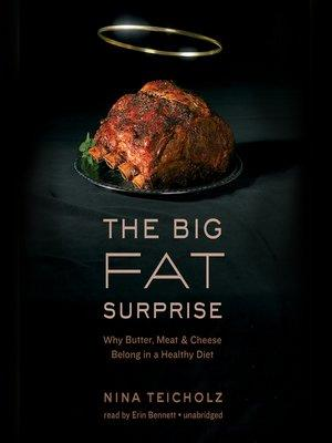 The Big Fat Surprise-Book-Yo Keto