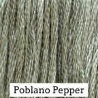 Poblano Pepper