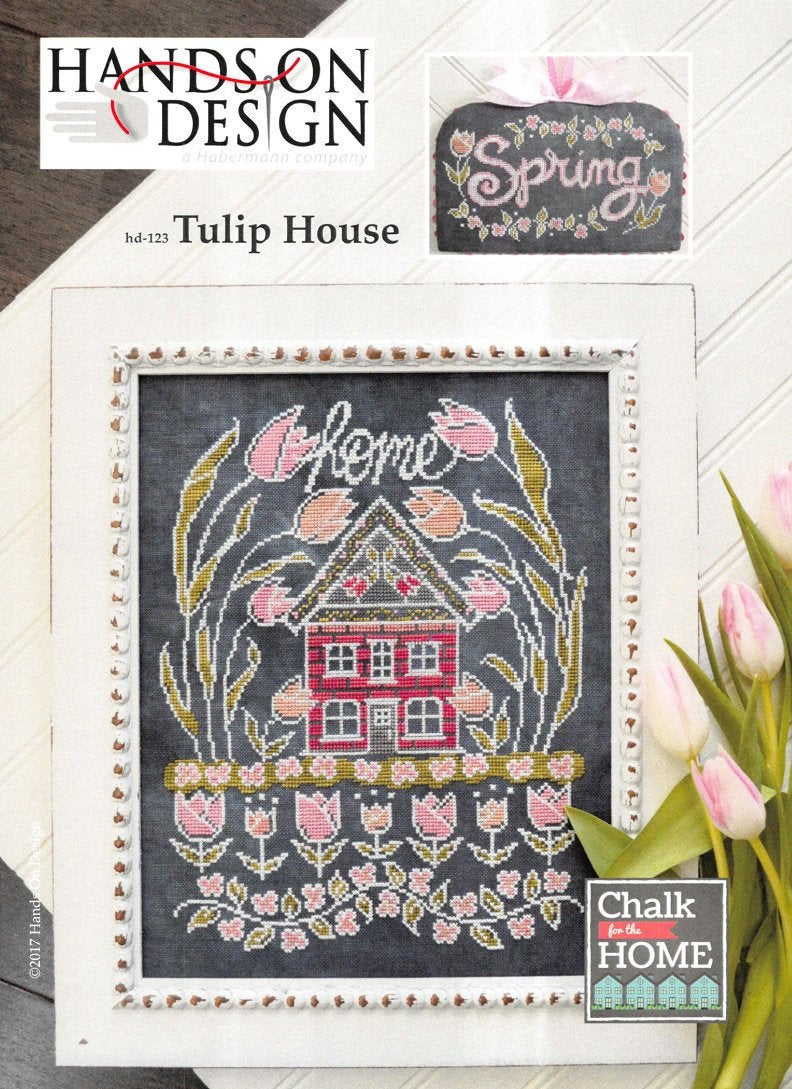 Tulip House | Chalk for the Home