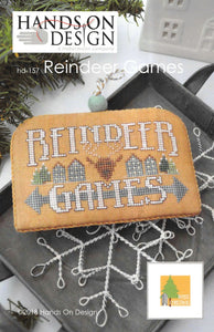 Reindeer Games | White Christmas Series