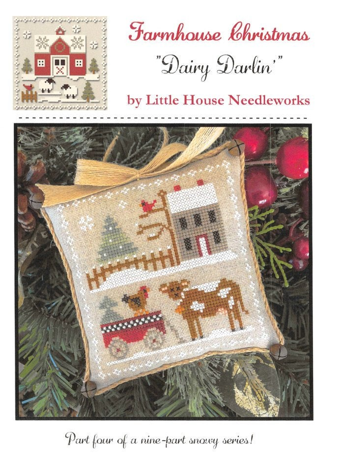 Dairy Darlin' | Farmhouse Christmas Series