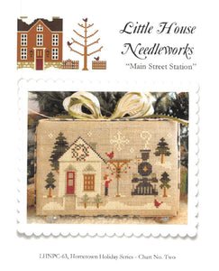Main Street Station | Hometown Holiday Series