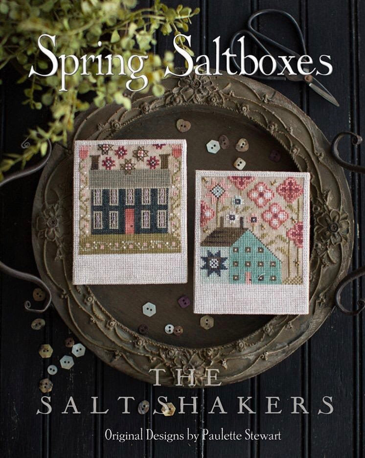 Spring Saltboxes