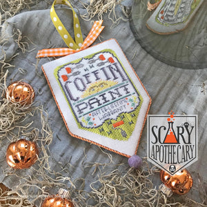 Coffin Paint | Scary Apothecary Series