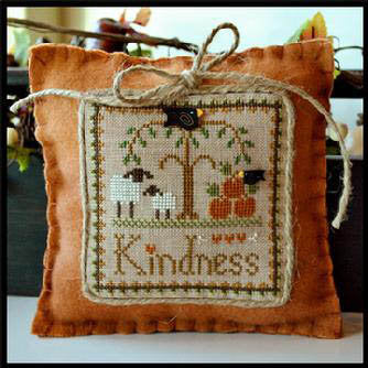Kindness | Little Sheep Virtues