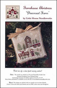 Pinewood Farm | Farmhouse Christmas Series