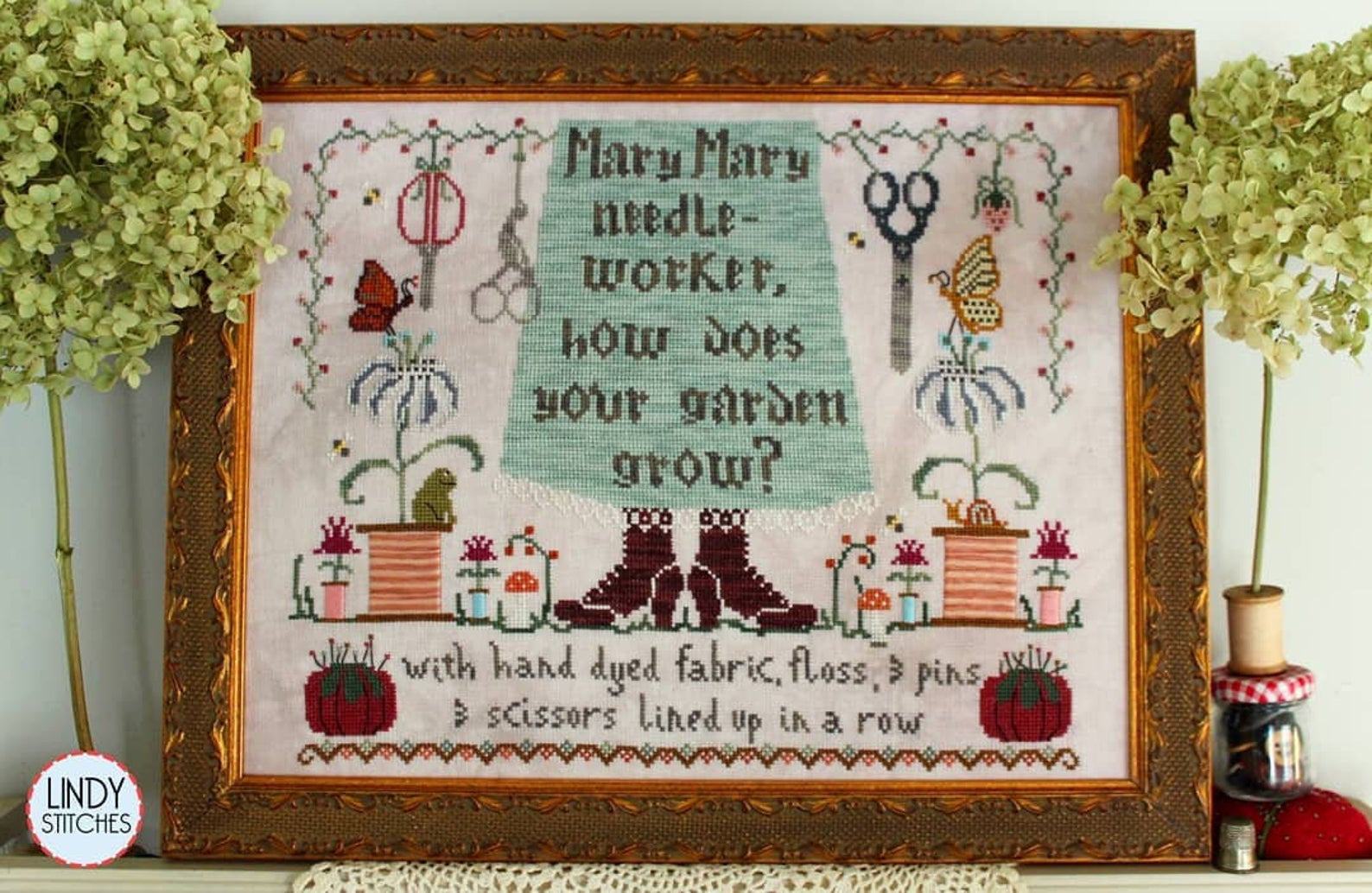 Mary, Mary Needleworker