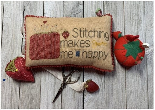 Stitching Makes Me Happy