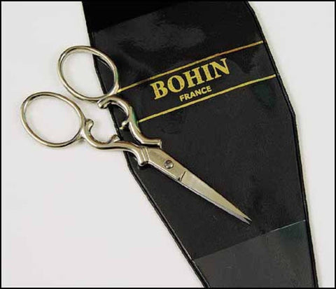 Bohin Coeur (Heart) Embroidery Scissors