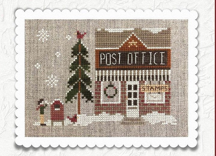 Post Office | Hometown Holiday Series