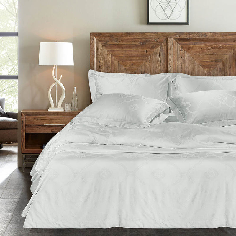 500 Thread Count Bamboo Bedding - Champagne