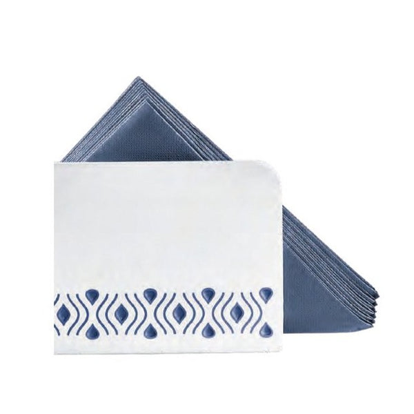 Laundry Basket 40 Lt - Lilac with Lid ( Bathroom Basket for Clothes/Multipurpose Big Size Basket for Home )