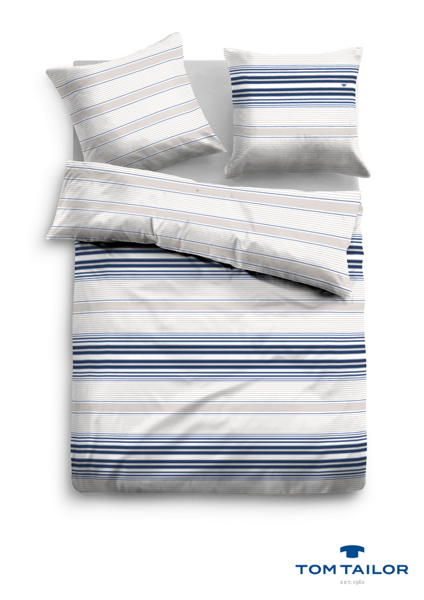 500 Thread Count Tom Tailor Super King Bedsheet