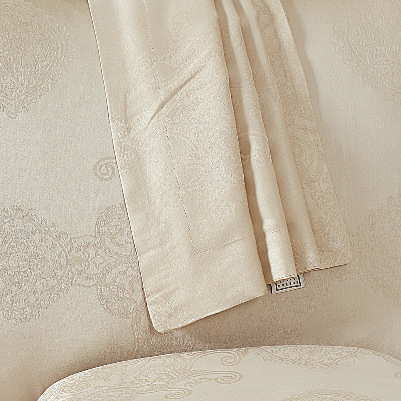500 Thread Count Bamboo Bedding - Gold