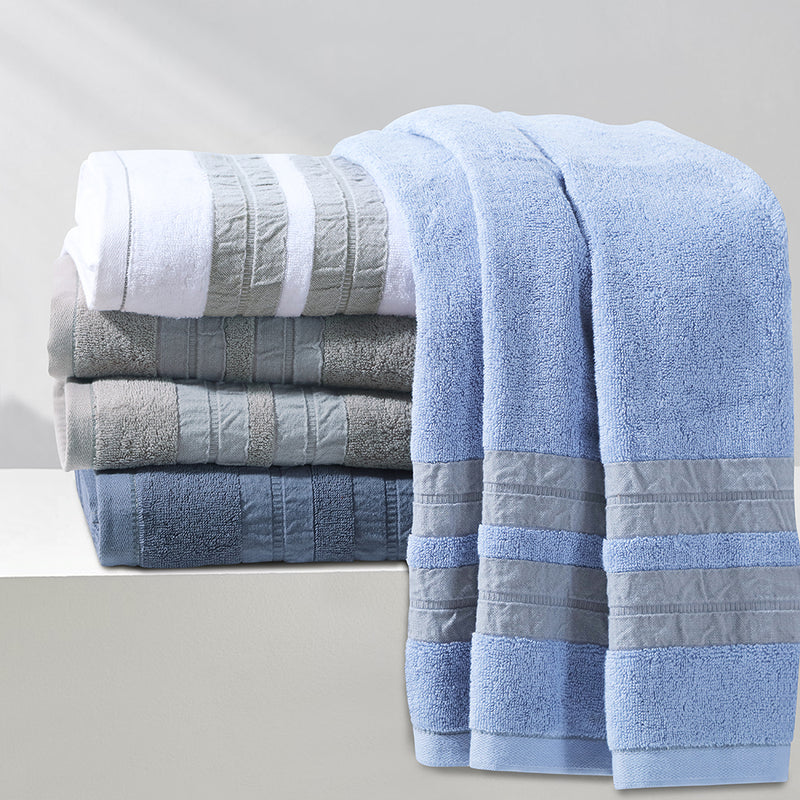 100 % Cotton Premium Towel - Grey