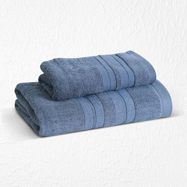 100 % Cotton Premium Japanese Towel - Blue