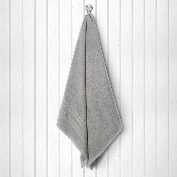 100 % Cotton Premium Japanese Towel - Grey
