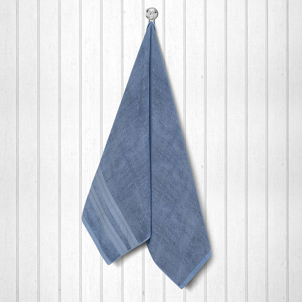 100 % Cotton Premium Towel - Blue