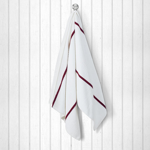 100 % Cotton Premium Towel - White