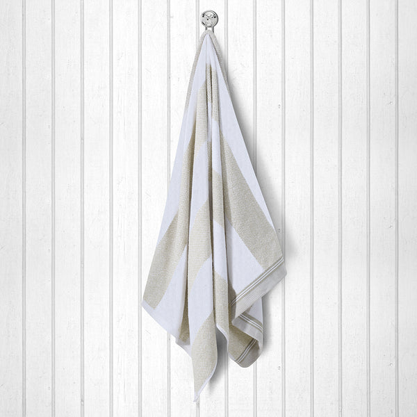 100 % Cotton Premium Towel - Brown