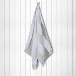 100 % Cotton Premium Spa Towel - Light grey