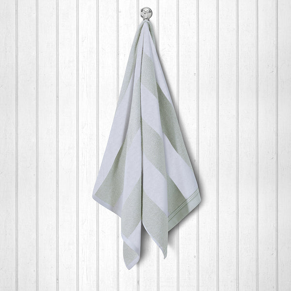 100 % Cotton Premium Towel - Light grey