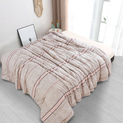 Countryside Summer AC Quilt - Sandshell