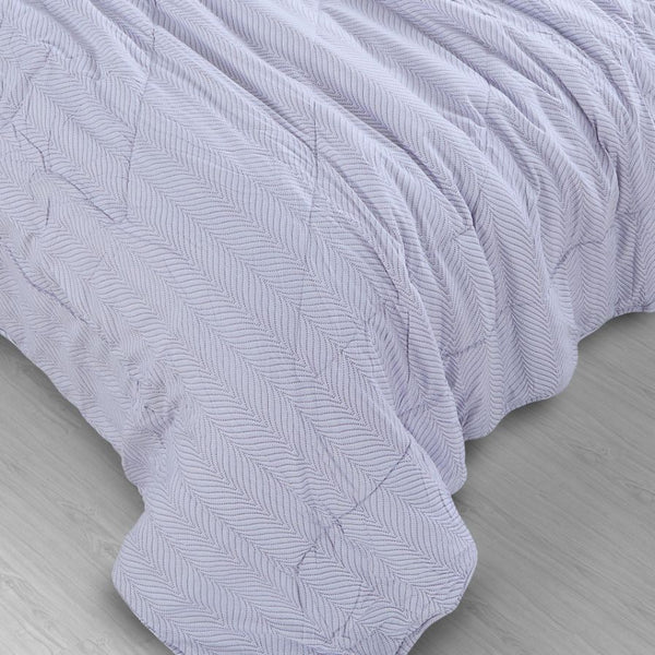 Countryside Summer AC Quilt - Lilac