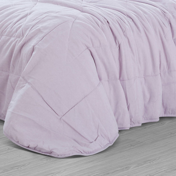 Countryside Summer AC Quilt - Pink