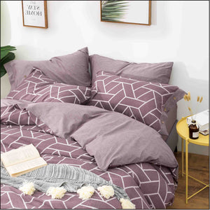 Washed Cotton 100 % Cotton Super King Size Bedsheet