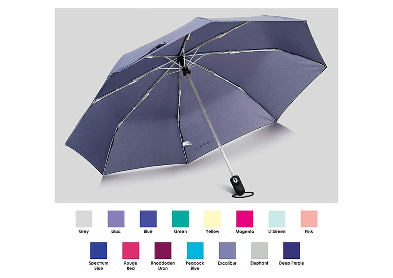 Esprit Easymatic Foldable Umbrella With UV Coating