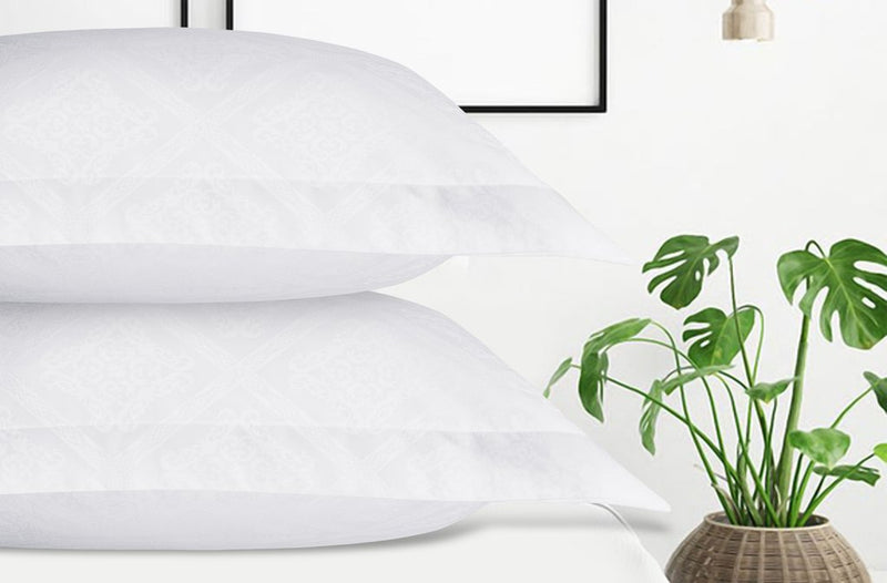 500 Thread Count Cotton - Victorian White