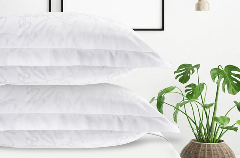 500 Thread Count Cotton - White Renaissance