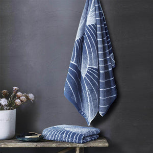 Esprit Bath Towel - Navy (100% Cotton 480 GSM)