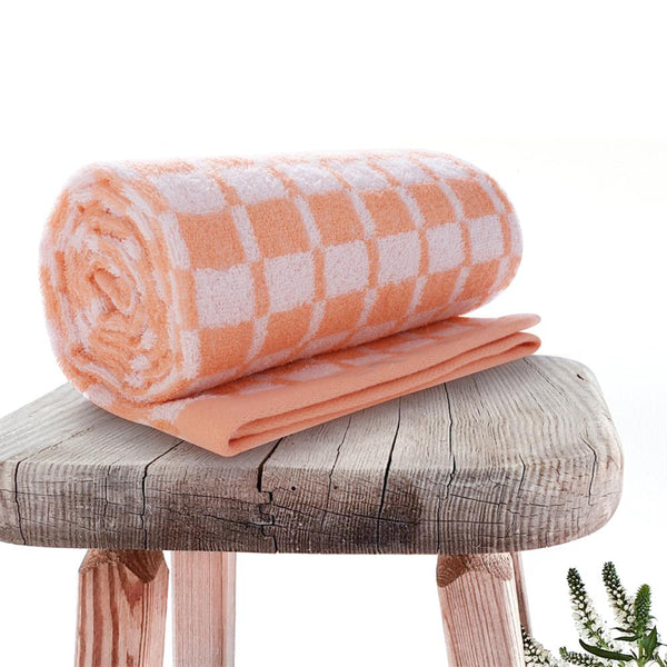 Esprit Bath Towel Orange 100% Cotton 480 GSM