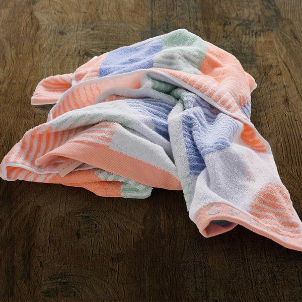 Esprit Bath Towel 70 Cm*140 Cm - Orange 100% Cotton 480 GSM