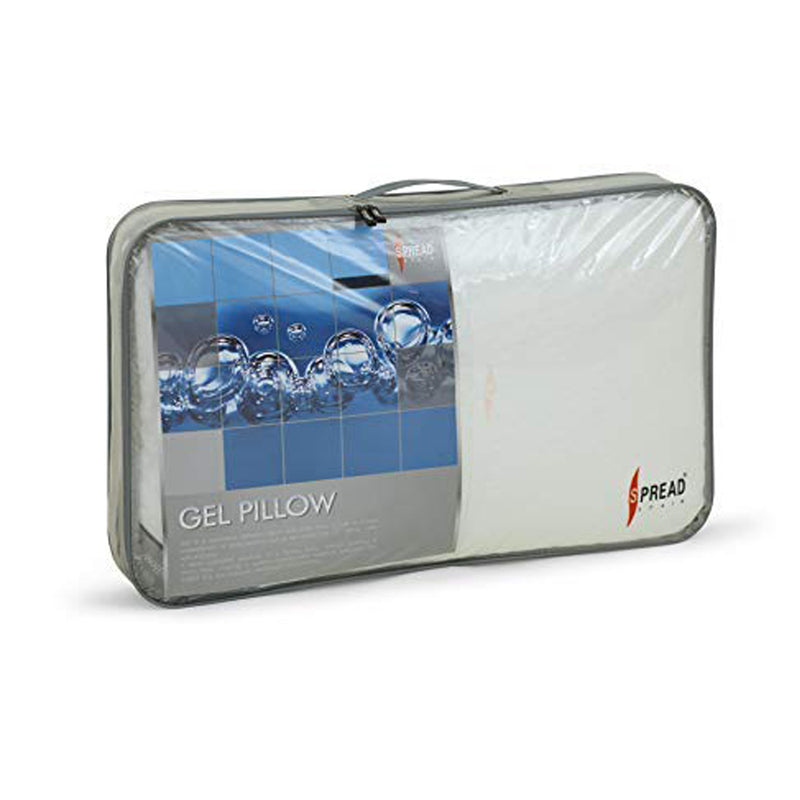 Gel Coated Micro Fibre Pillow