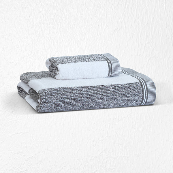 100 % Cotton Premium Spa Towel - Grey