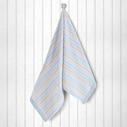 100 % Cotton Baby Soft Towel - Blue
