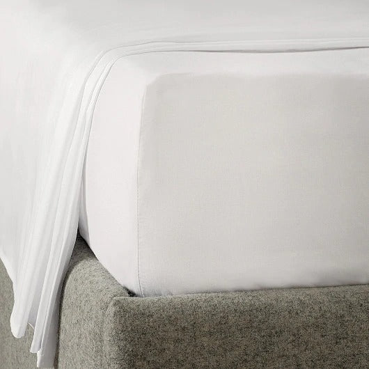 800 THREAD COUNT COTTON FITTED SHEET