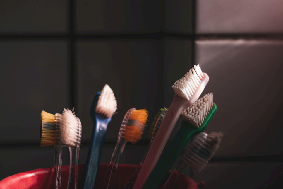 How to stop your old toothbrush ending up in landfill