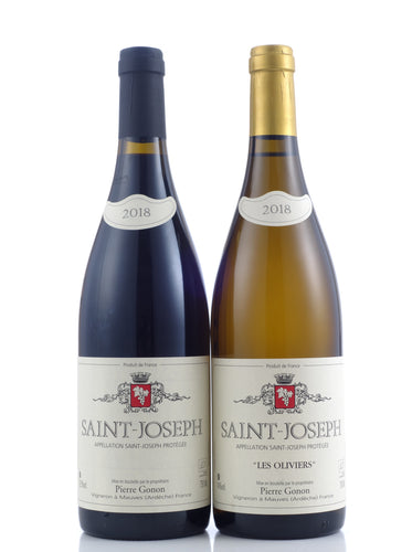 2018 Gonon St. Joseph Mixed Case (2x75cl)