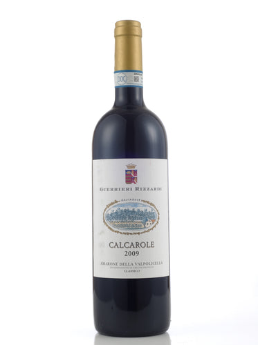 2009 Amarone Calcarole, Rizzardi