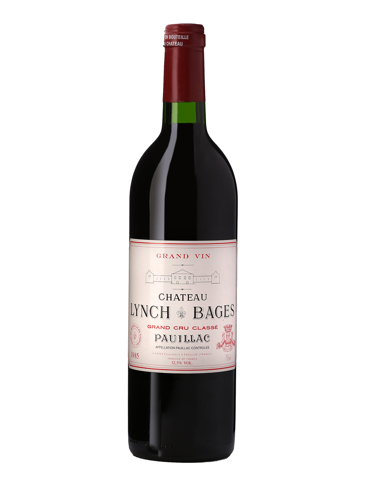 1985 Lynch Bages